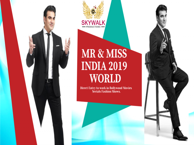 Mr and Miss India 2019 Audition Venue