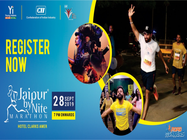 Jaipur By Nite Marathon