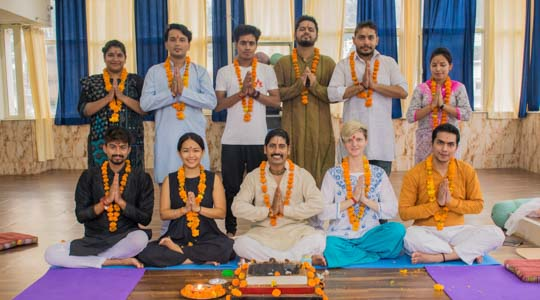 200 Hour Yoga Teacher Training in Rishikesh- September 2019
