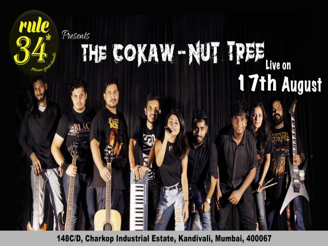The Cokaw-Nut TREE Live in Action at Rule 34