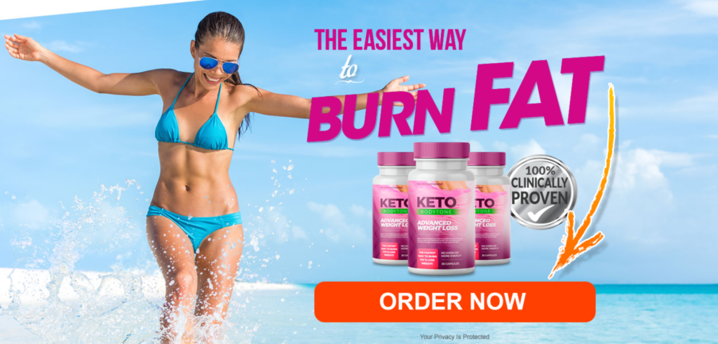 Keto Bodytone - You Can Stay Completely Healthy From Inside As Well!
