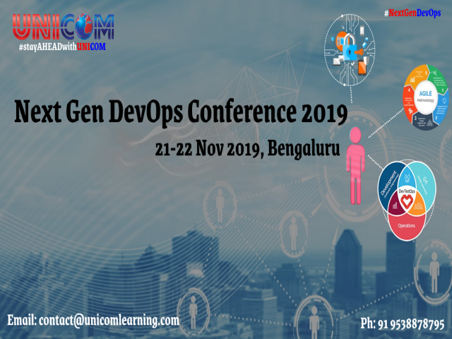 Next Gen DevOps Conference 2019