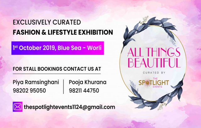 Exclusively Curated Fashion & Lifestyle Exhibition in Mumbai