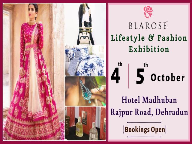 BLAROSE LIFESTYLE & FASHION EXPO- Edition 17