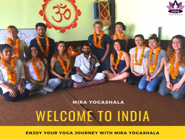One week Yoga retreat in Rishikesh India