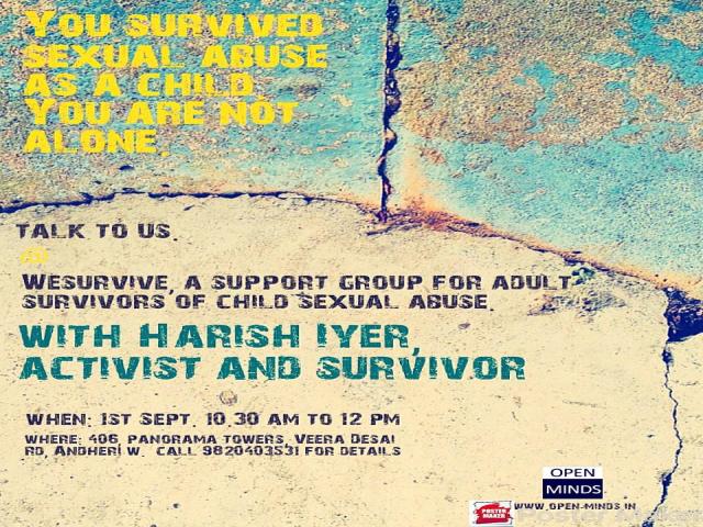WeSurvive with Harish Iyer