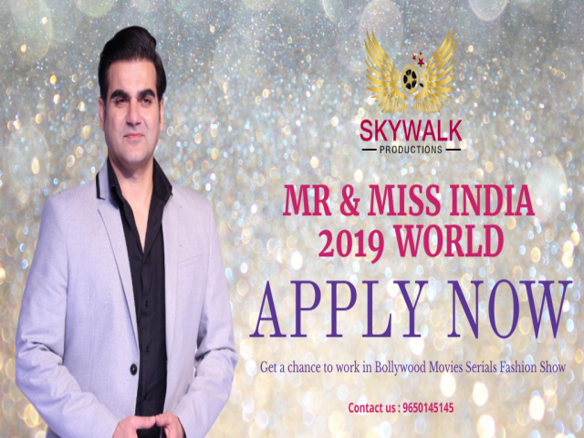 Mr And Miss India 2019