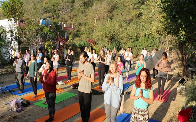 Rishikesh Yoga Retreat In India