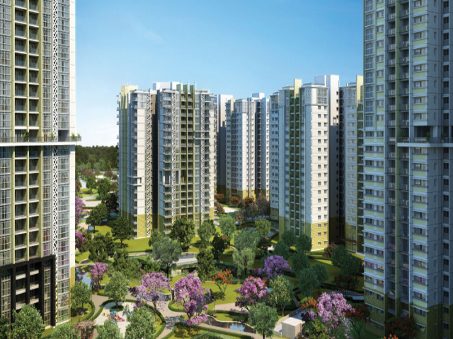 Take your lifestyle with Shapoorji Pallonji Parkwest in Bangalore
