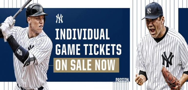 New York Yankees vs Cincinnati Reds Tickets