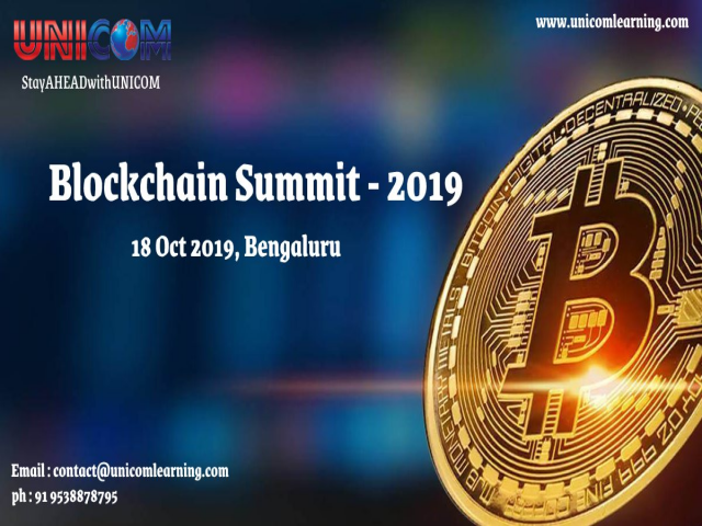 Blockchain Summit 2019