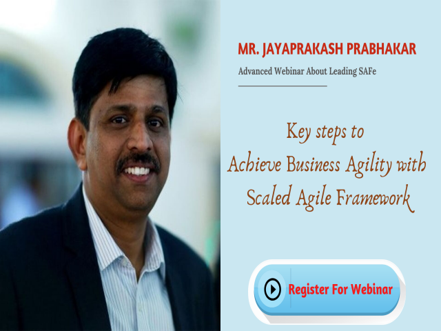 Advanced Webinar About Leading SAFe