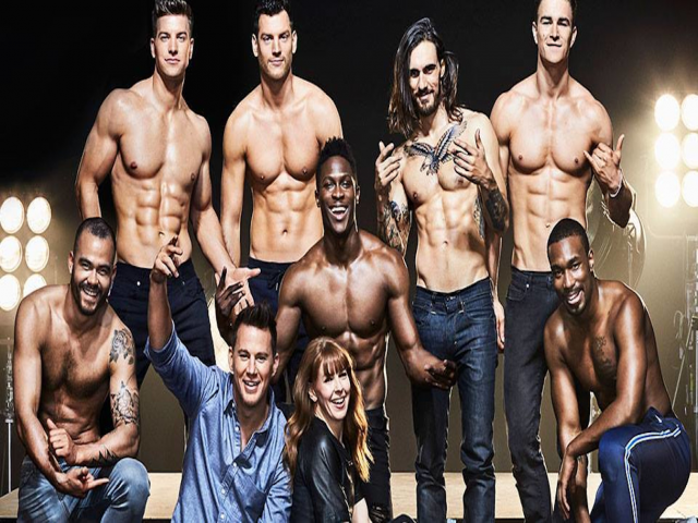 Magic Mike Live - Sunday 13th October - 10pm