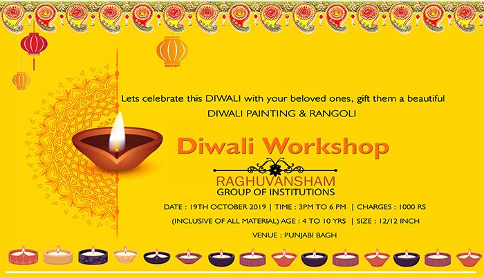 Diwali Workshop 2019