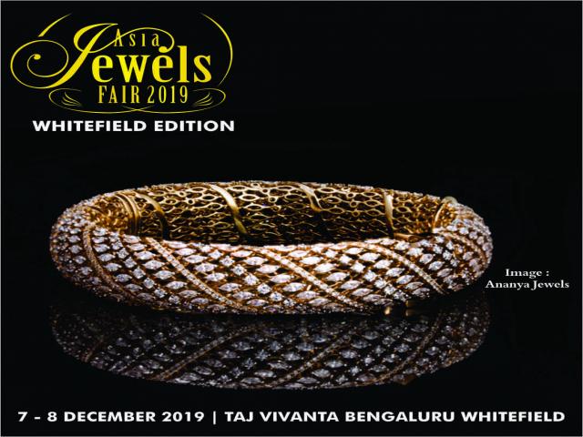 ASIA JEWELS FAIR- Whitefeild Edition