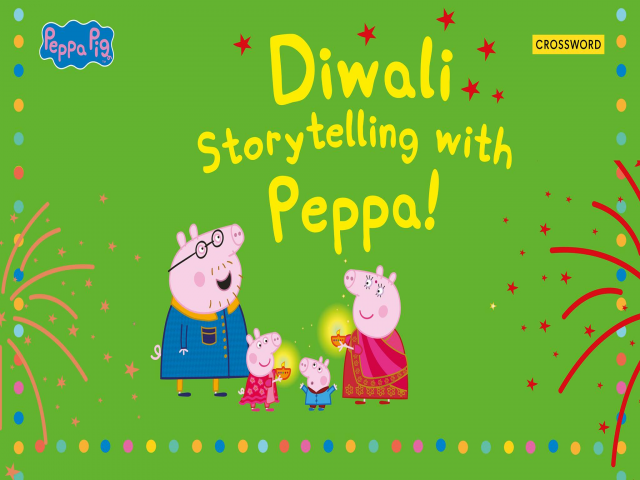 Jump into the World of Peppa Pig and surprise your child with cute little stori