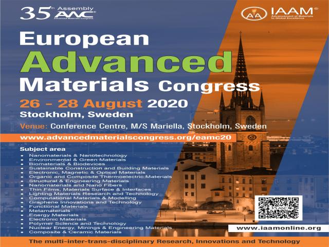 European Advanced Materials Congress
