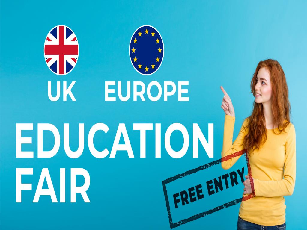 UK & Europe Education Fair 2019