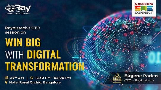 Win Big with Digital Transformation