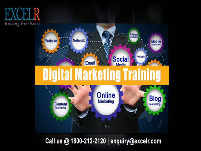 ExcelR - Digital Marketing Course Training in Bangalore