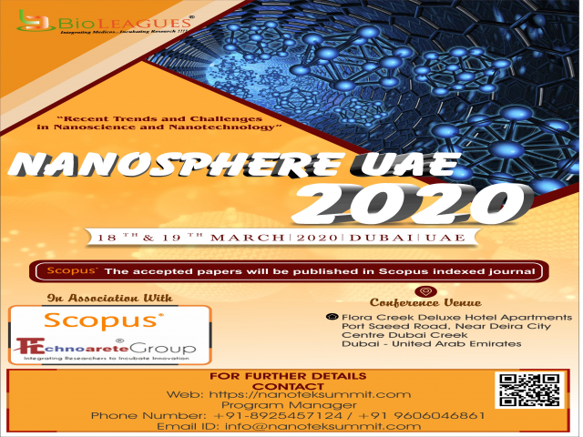 Nanoscience and Nanotechnology 2020