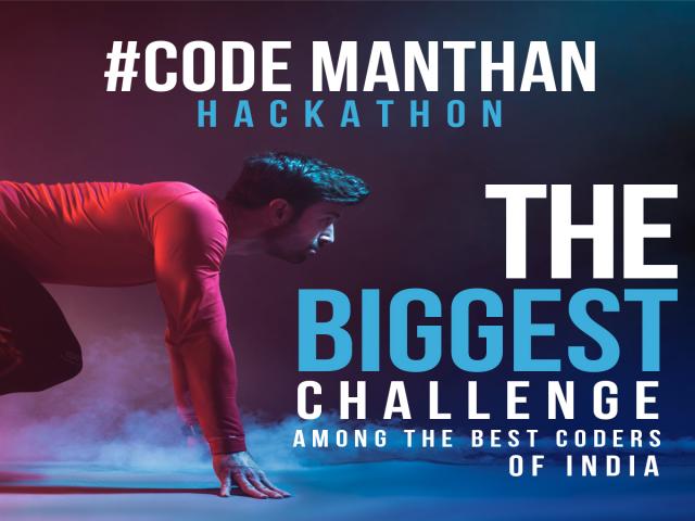 Code Manthan - Hackathon Challenge