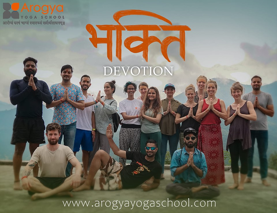 Best Yoga School in Rishikesh, India