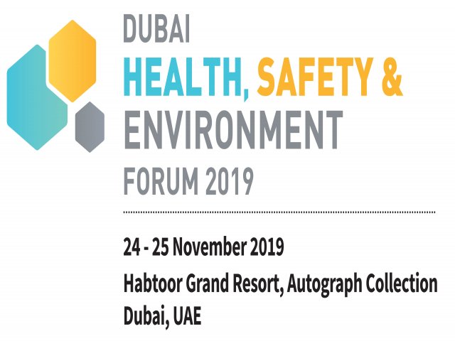 Dubai Health, Safety and Environment Forum 2019