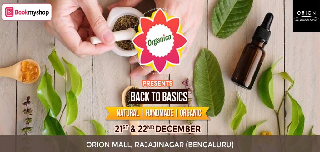 Organica- Back to Basics-Orion Mall
