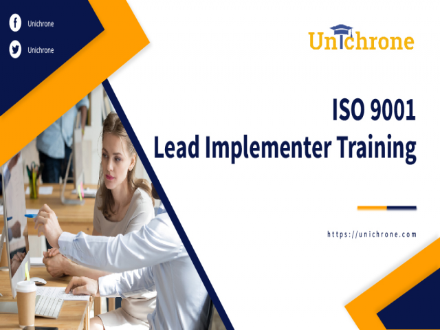 ISO 9001 Lead Implementer Training in New York United States