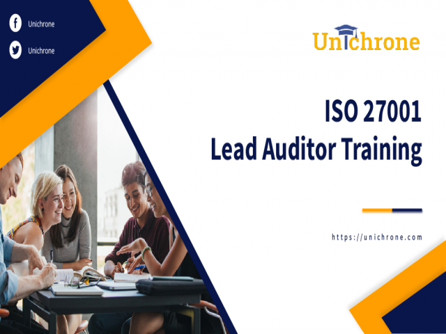 ISO 27001 Lead Auditor Training in New York United States