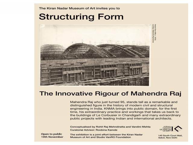 'Structuring Form' &  'Summer's Children - Anpu Varkey'