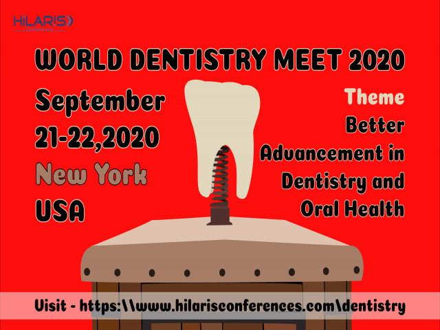 WORLD DENTISTRY MEET 2020