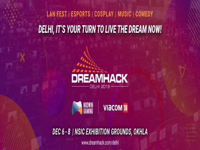 DreamHack Delhi 2019