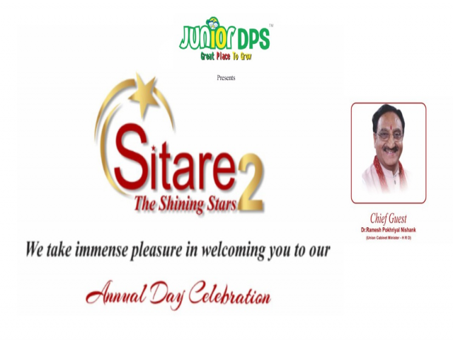 Annual Day Celebration-Sitare 2