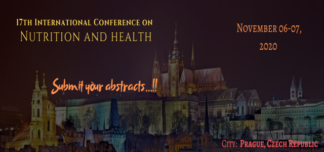 17th International Conference on Nutrition and Health
