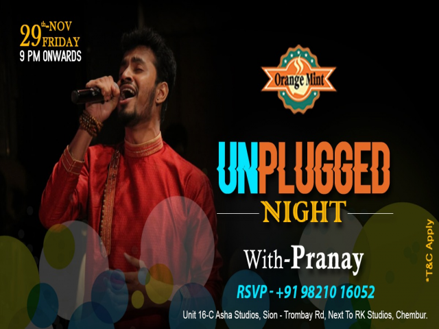 Unplugged Night