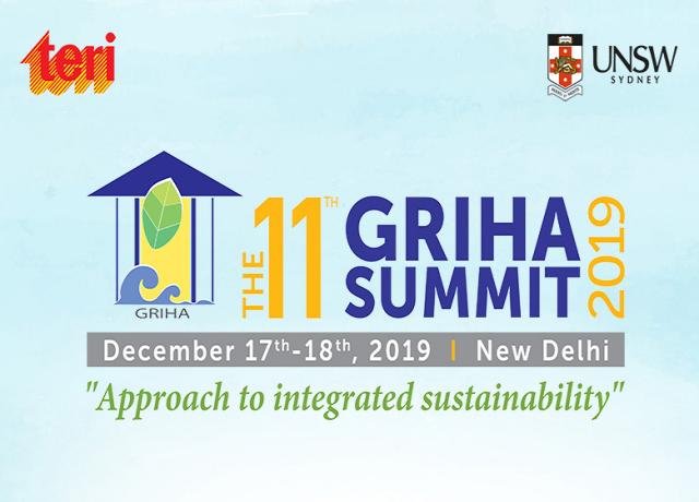 11th GRIHA Summit 2019