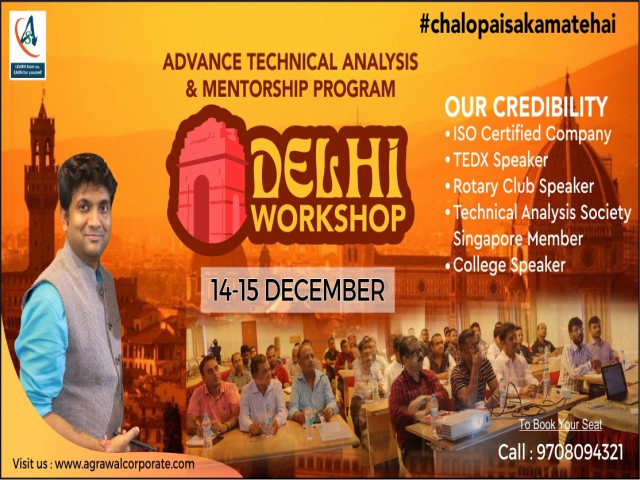 Technical Analysis Training Workshop in Delhi