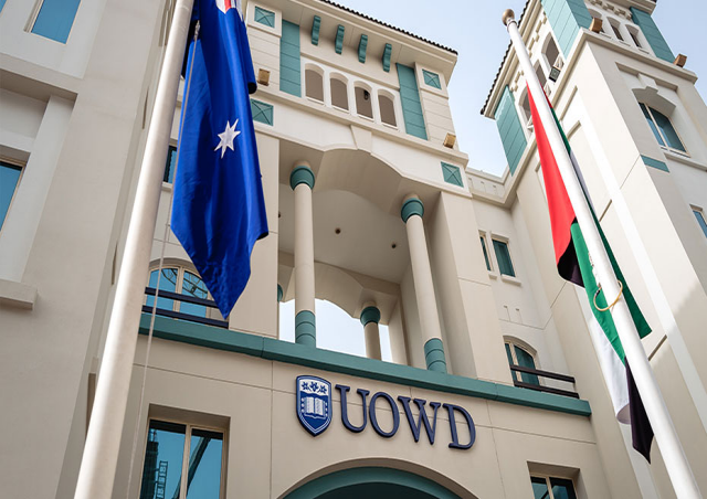 UOWD - Dubai Open Day