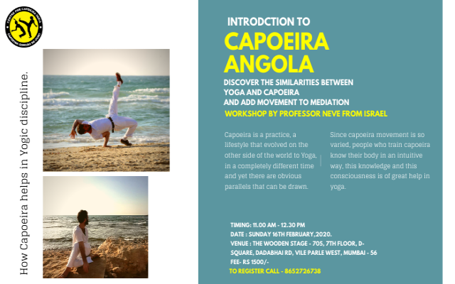 Introduction to Capoeira Angola