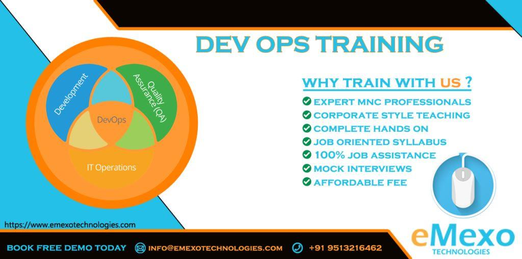 DevOps Training in Electronic city Bangalore