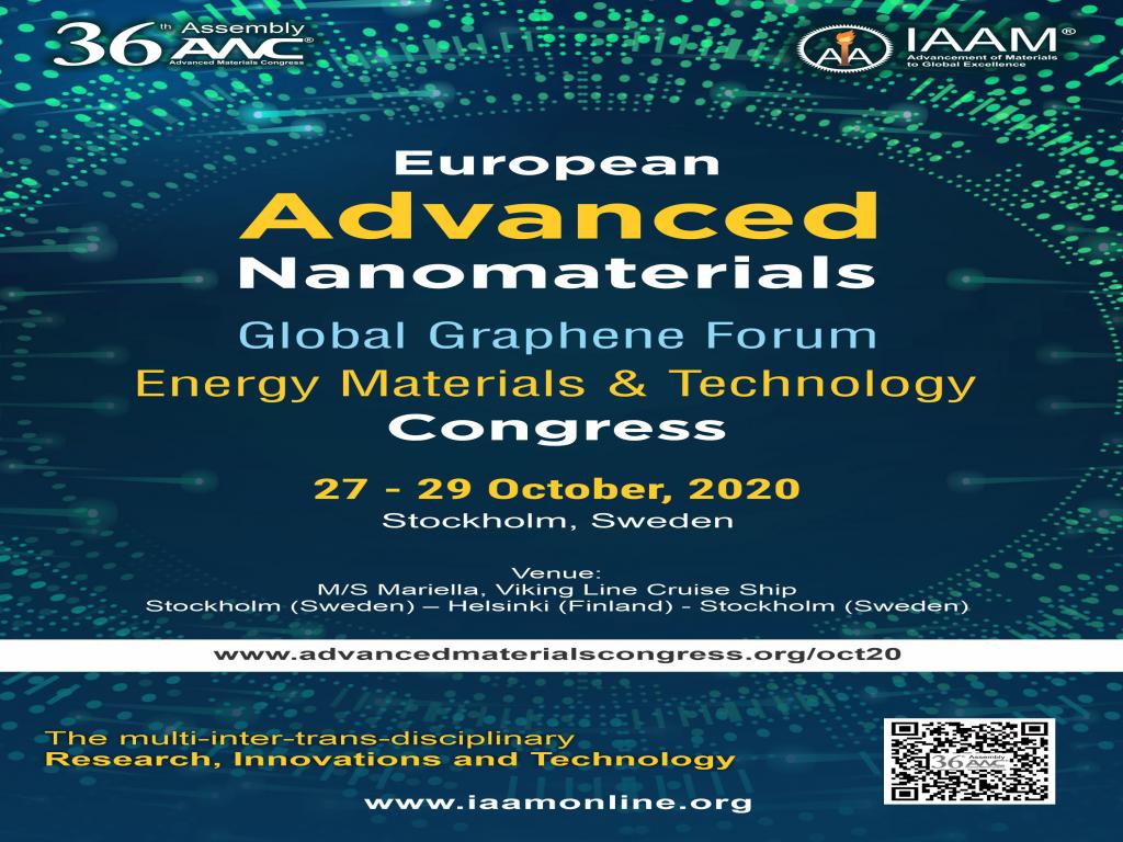 European Advanced Nanomaterials Congress
