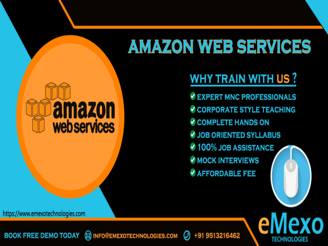 AWS Course in Electronic City Bangalore