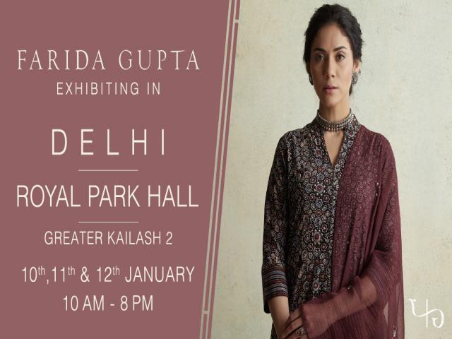 Farida Gupta Delhi Exhibition (GK-II)