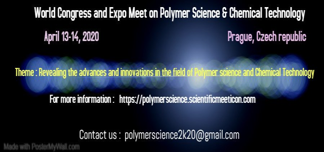 World congress & expo meet on Polymer science & chemical Technology