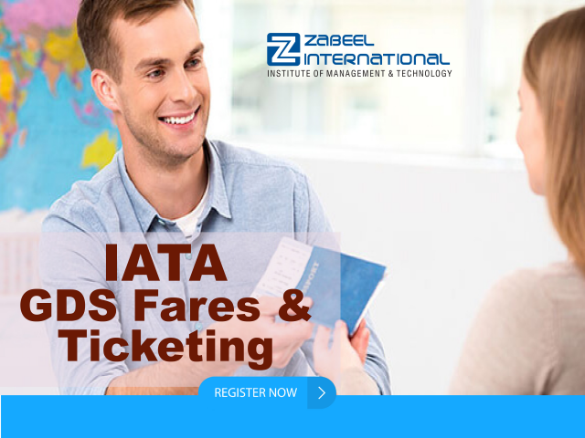 IATA GDS Fares & Ticketing Training Course