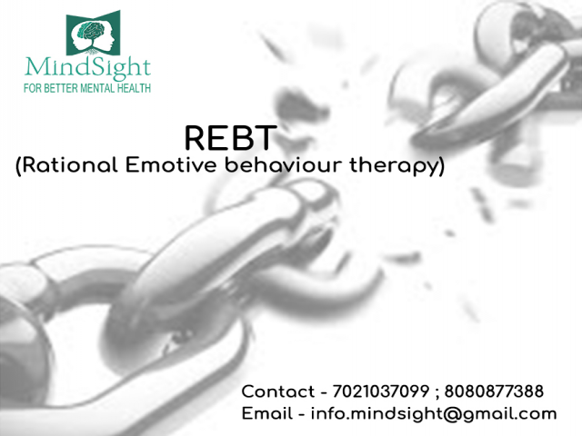 Rational Emotive Behavioural Therapy (REBT)