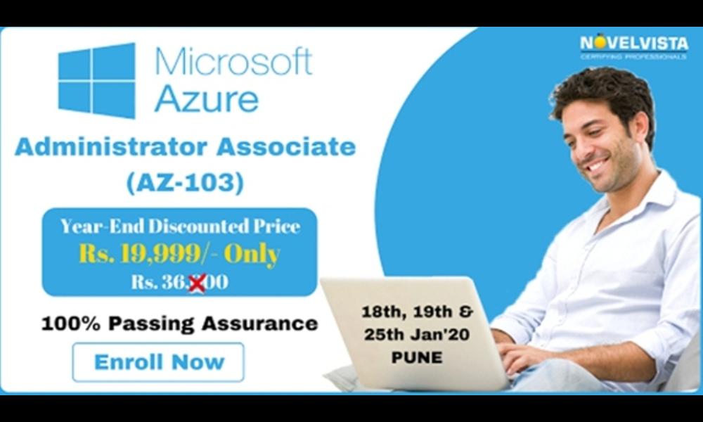 Microsoft Azure Admin Associate Training & Certification by NovelVista