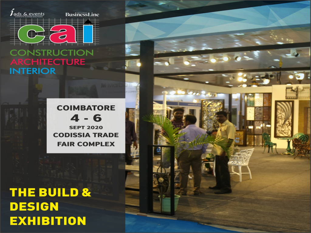 Construction Architecture Interior Expo 2020 Coimbatore